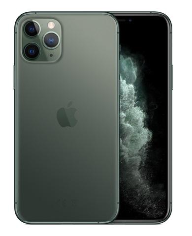 iphone 11 pro verde noche