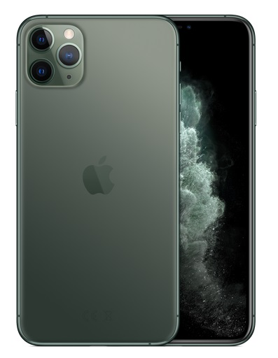 iphone Pro max green
